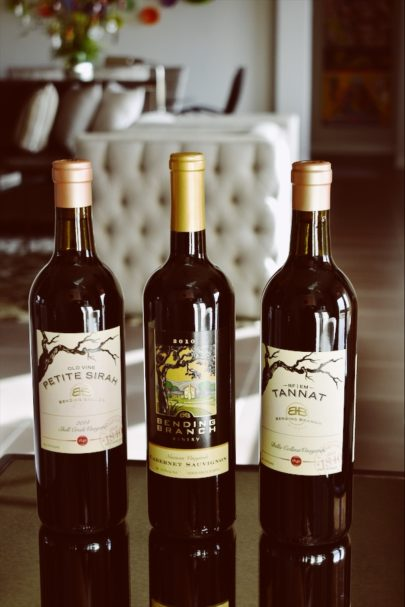 Bending Branch Winery Reds