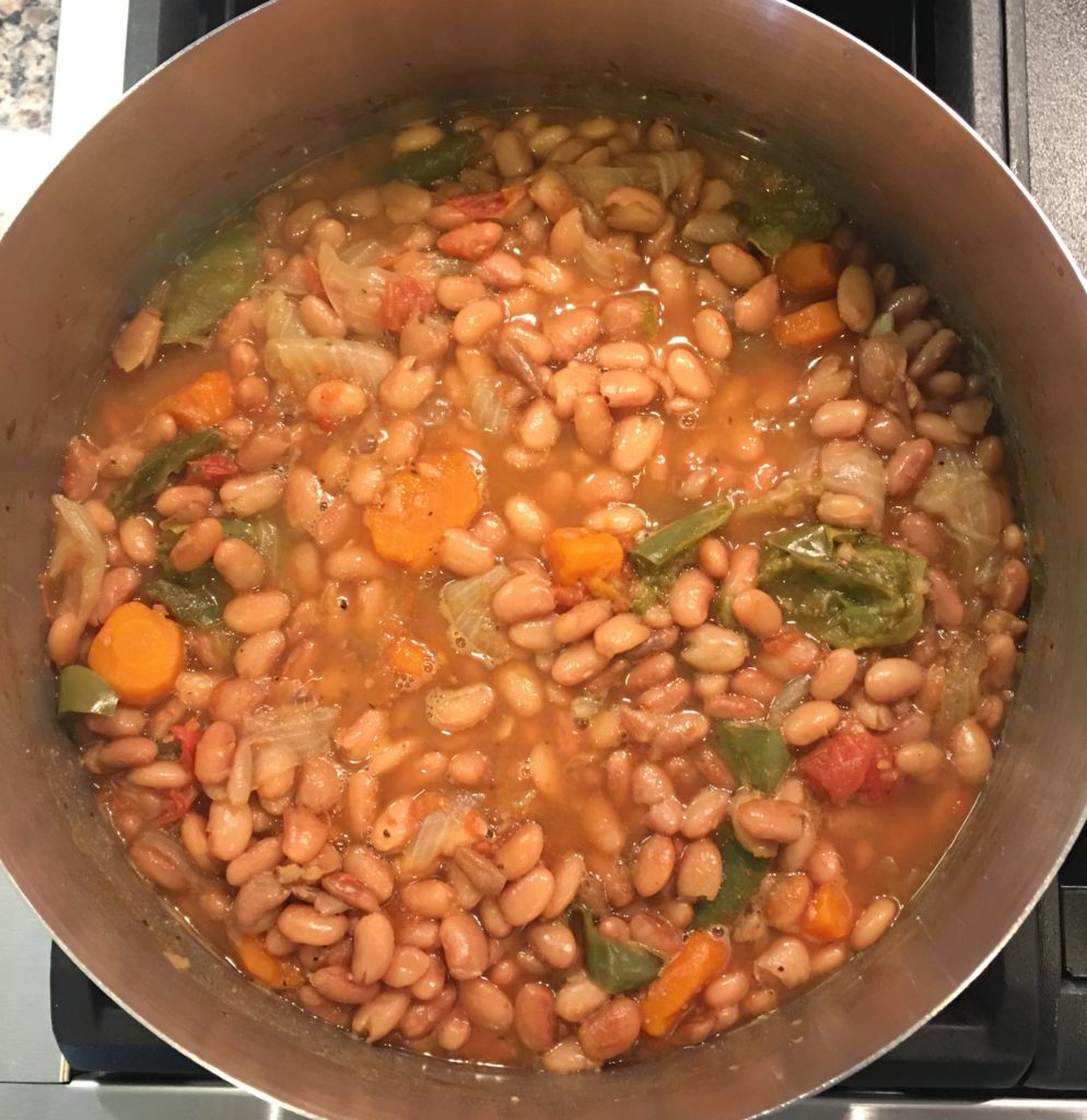 Borracho Beans