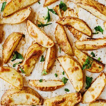 Baked Potato Wedges