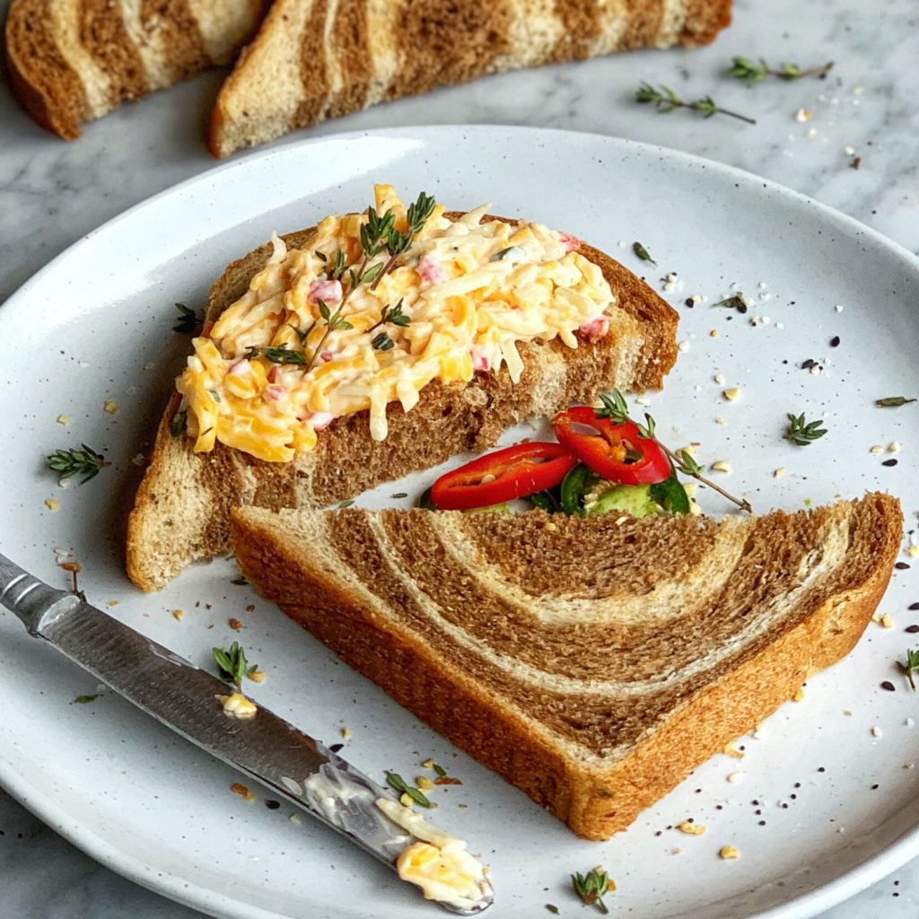 Spicy Pimento Cheese