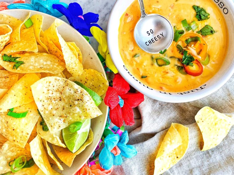 Tex Mex Chile con Queso