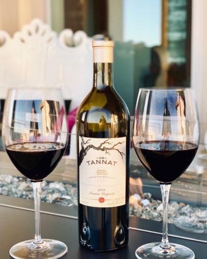 Bending Branch Winery CM Tannat, 2014, Newsom Vineyards