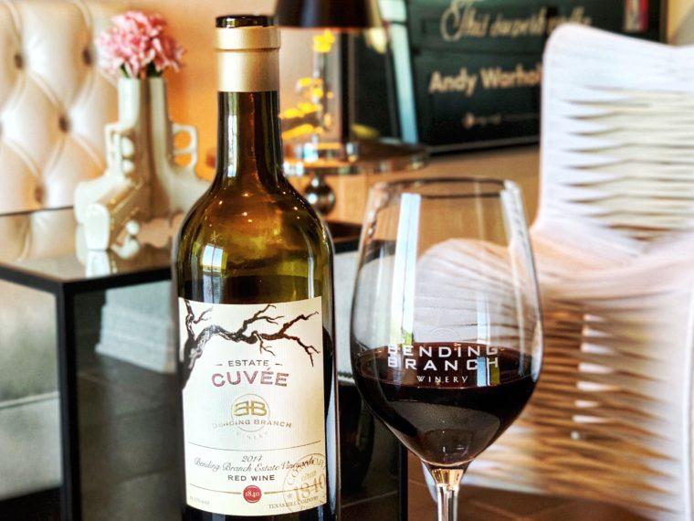 Bending Branch Winery Estate Cuvée, 2014, Bending Branch Estate Vineyards