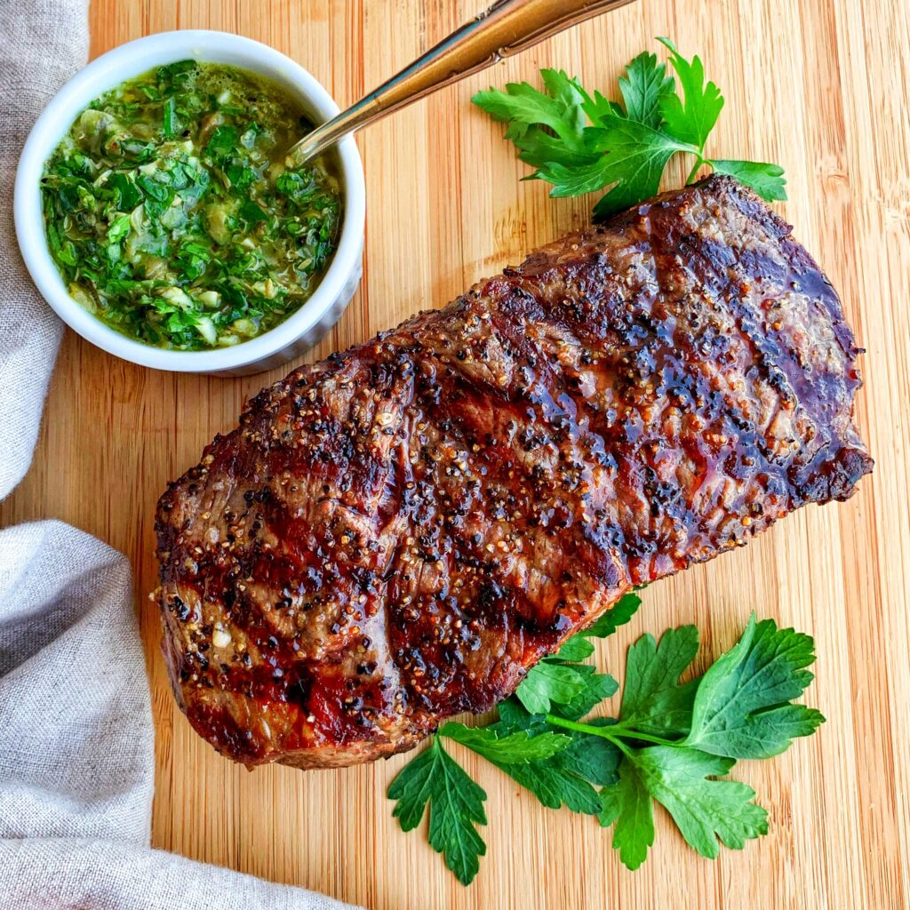 Parsley Salsa Verde (Crack Sauce)