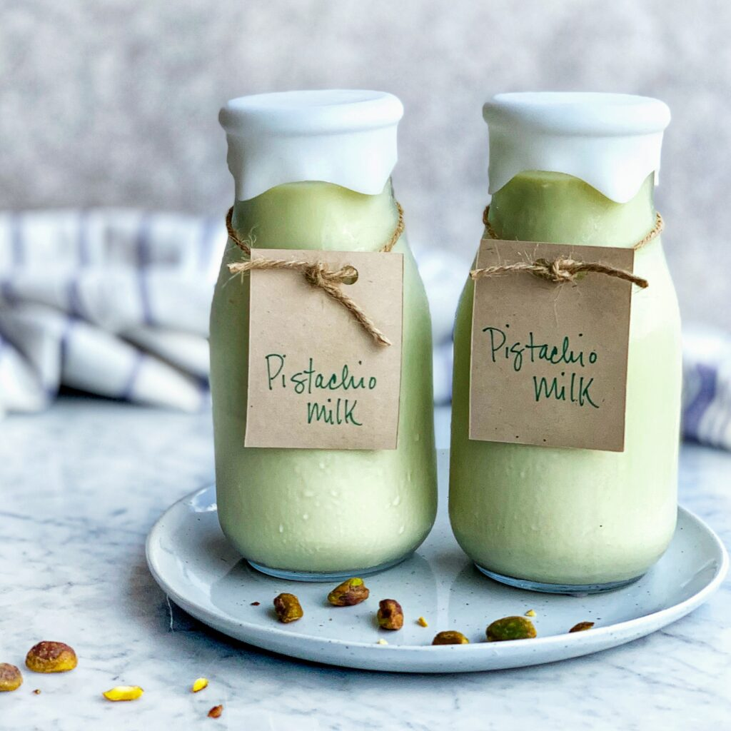 Pistachio Milk