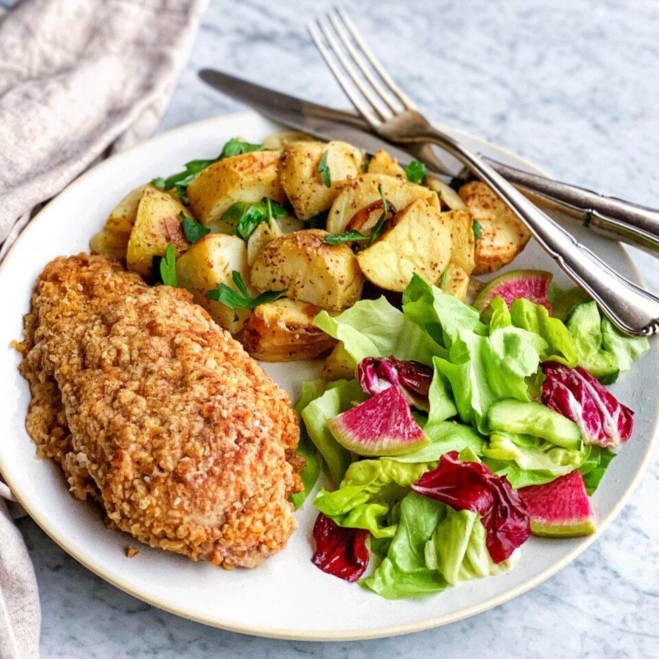 Buttermilk Pecan Chicken
