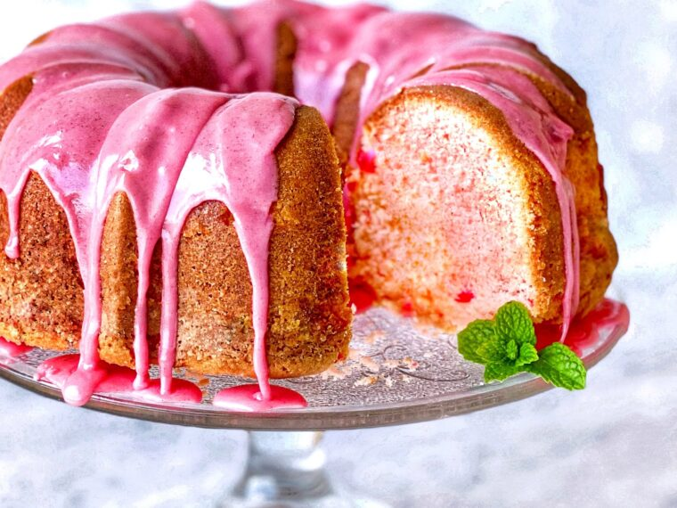 Cherry Pound Cake