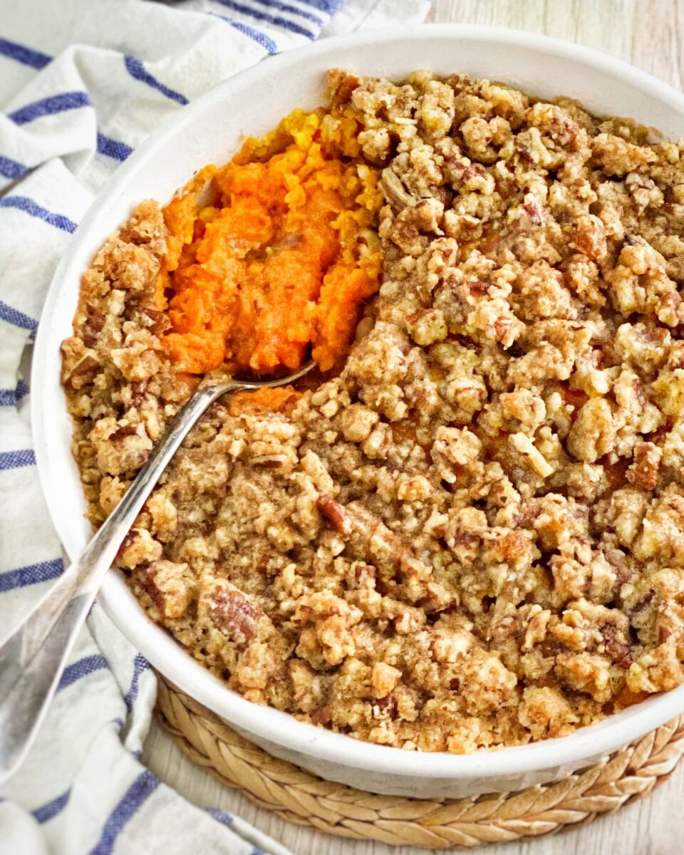 Southern Sweet Potato Casserole